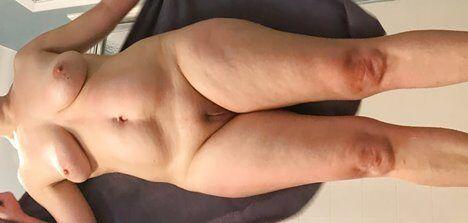 Fotos de coroa gostosa no motel pronta pro sexo amador