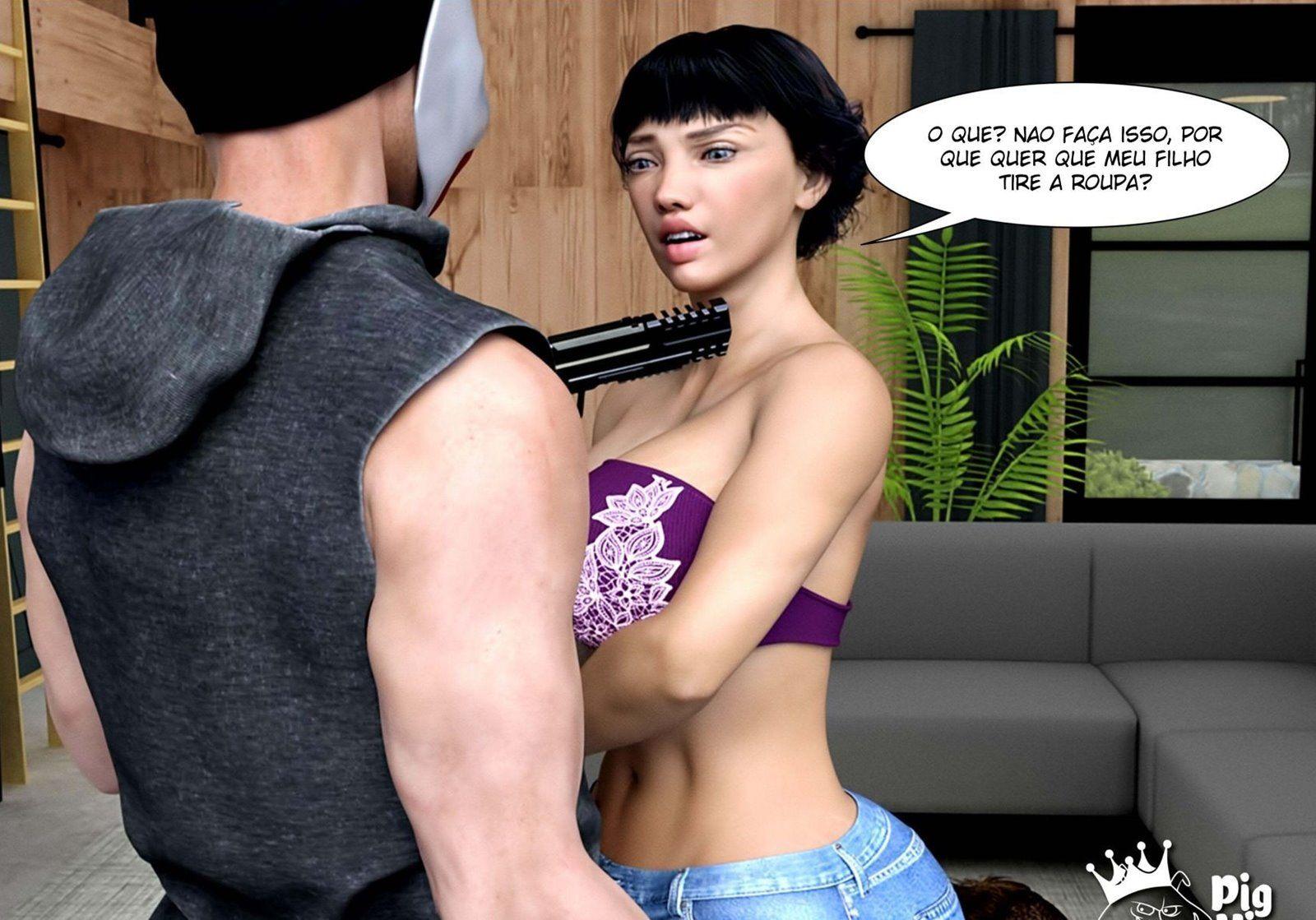 quadrinhos eróticos sem saída 19