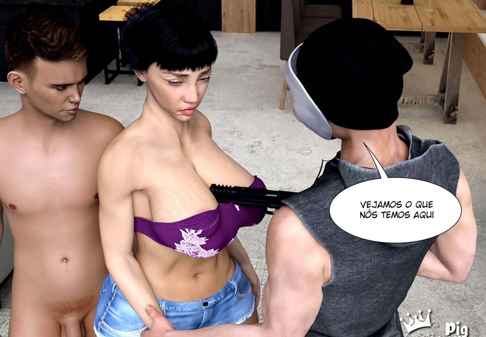 quadrinhos eróticos sem saída 23