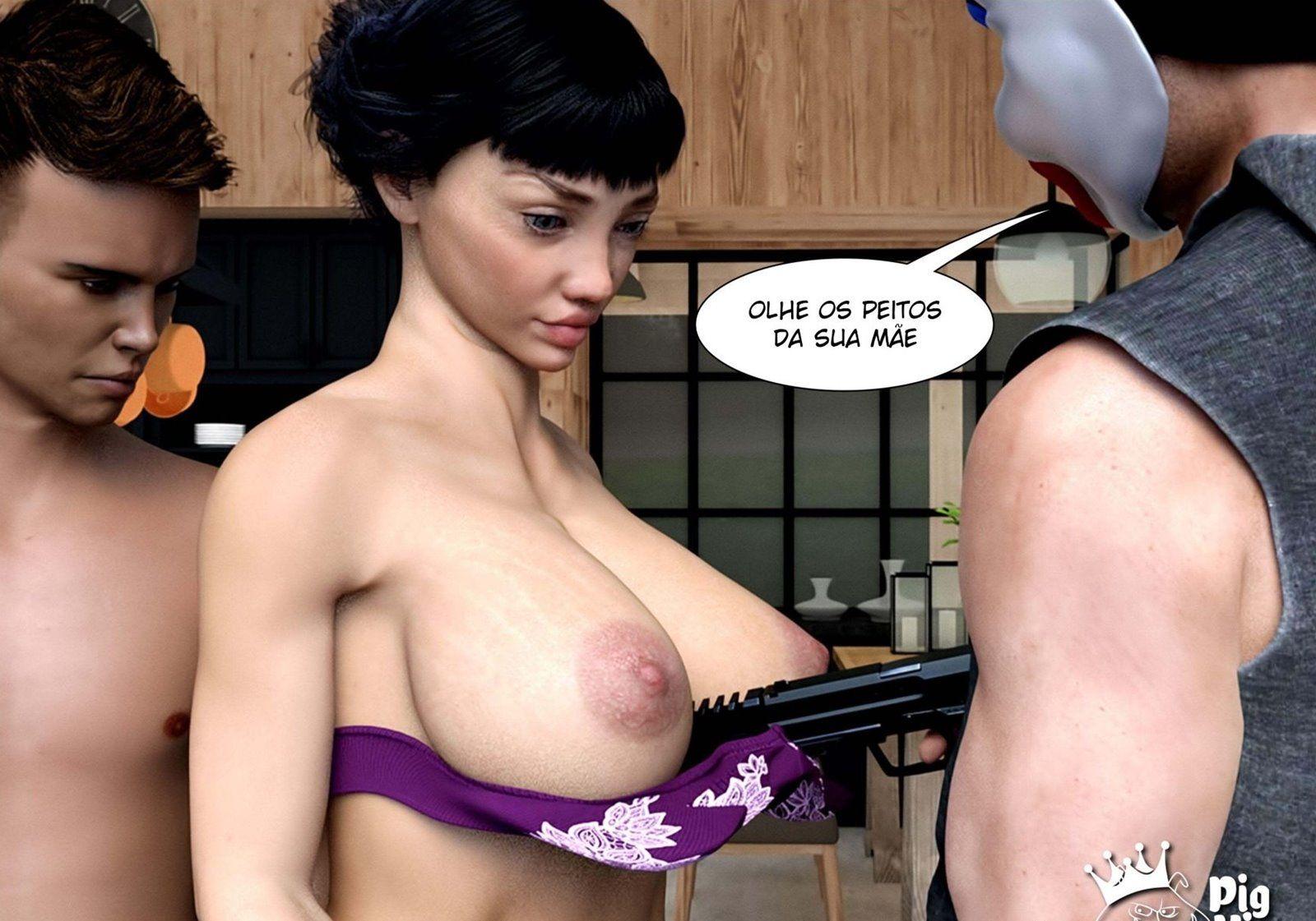 quadrinhos eróticos sem saída 24