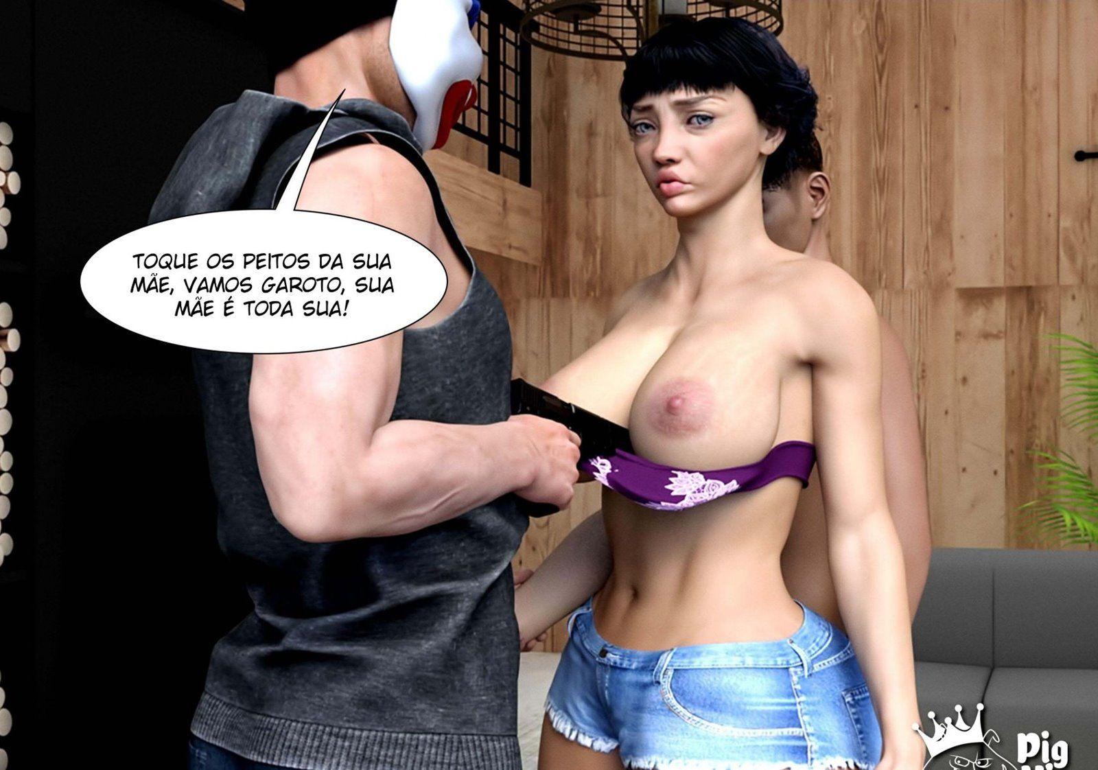 quadrinhos eróticos sem saída 25