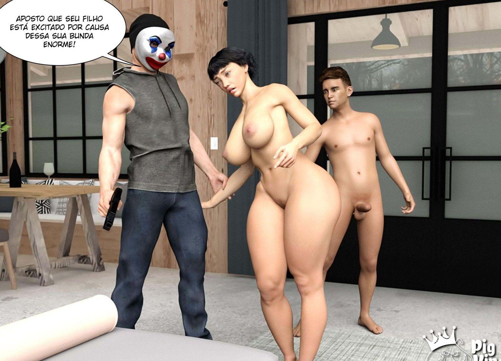 quadrinhos eróticos sem saída 39