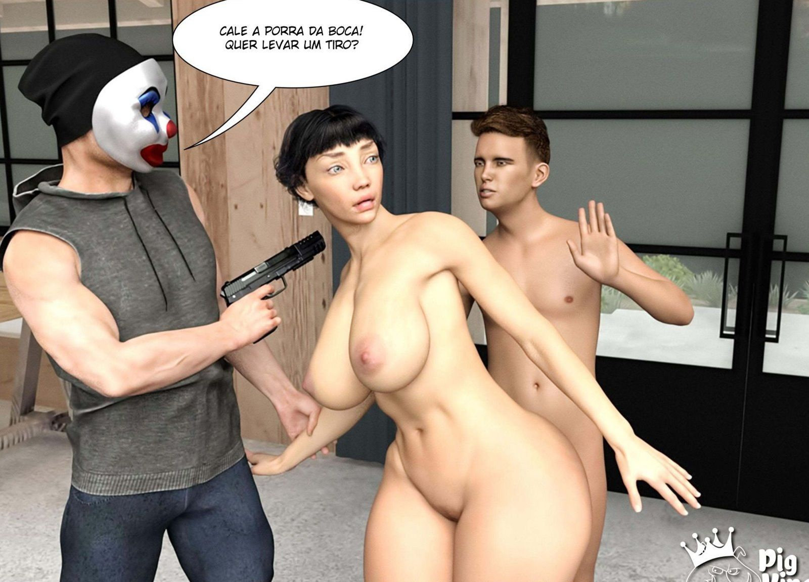 quadrinhos eróticos sem saída 41