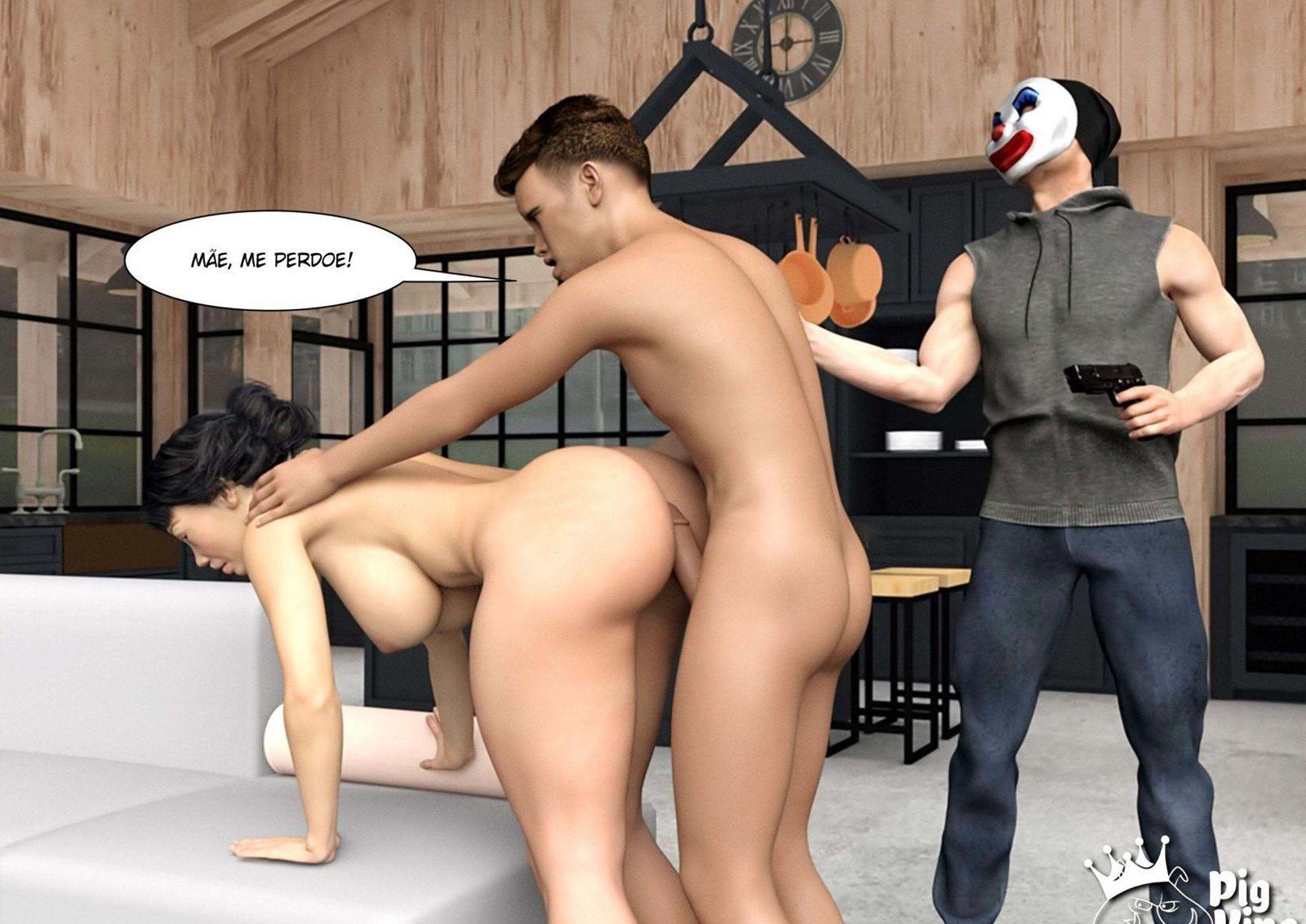 quadrinhos eróticos sem saída 46