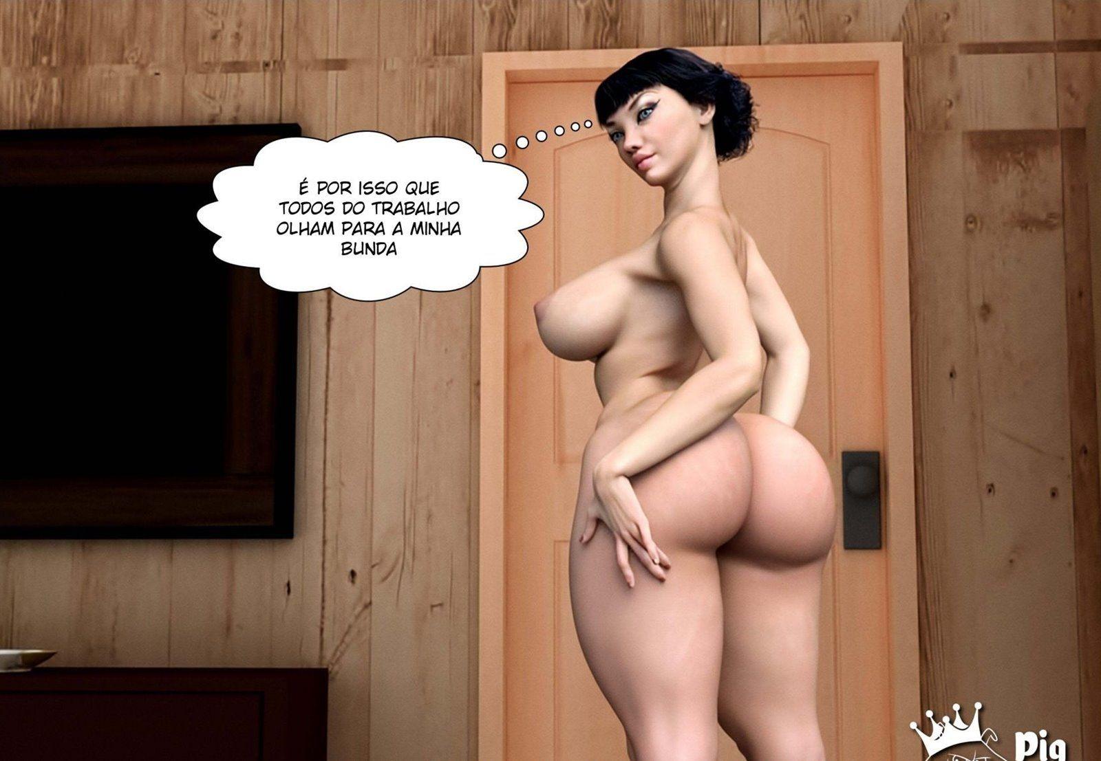 quadrinhos eróticos sem saída 7