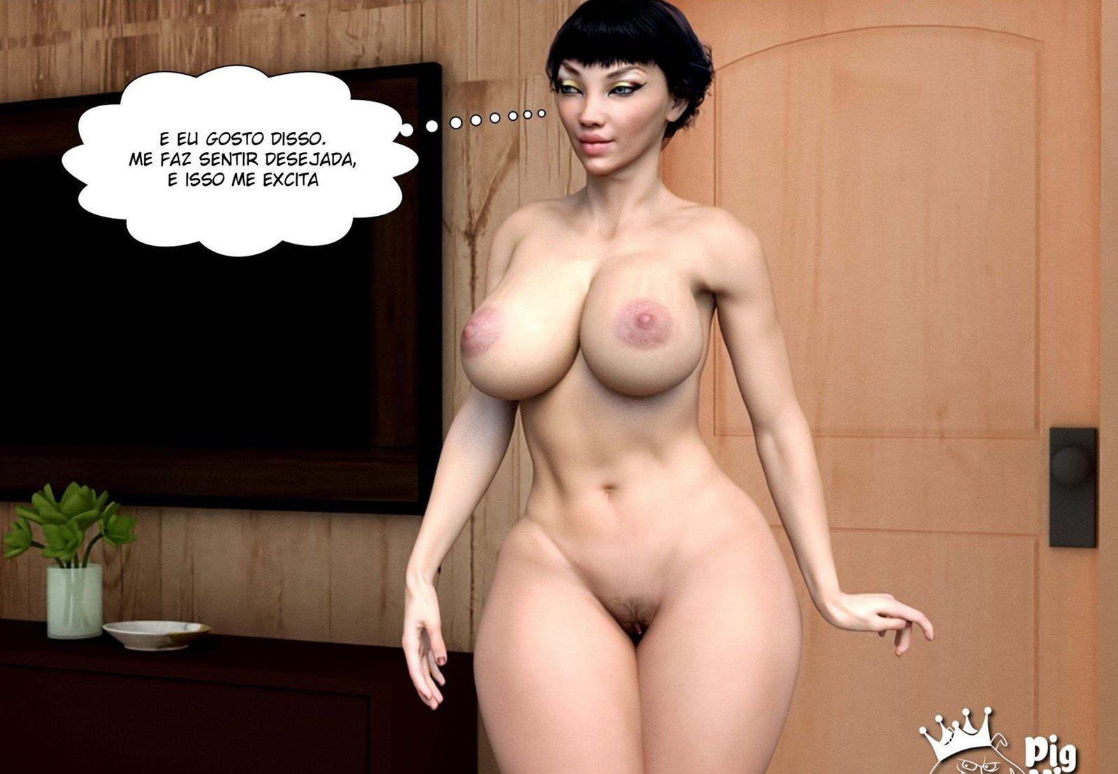 quadrinhos eróticos sem saída 8